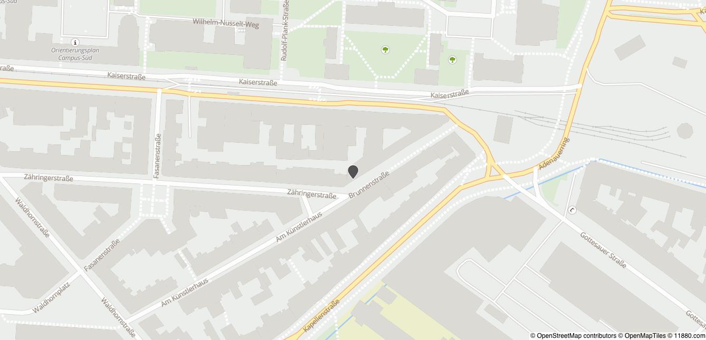 Laufhaus 8 im Redlight Guide für Karlsruhe, Baden